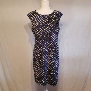 Cute Sleeveless Sheath Dress